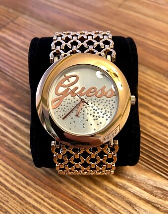 Guess saat rose gold
