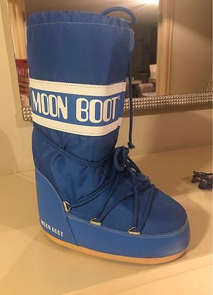 38 Beden Mavi moon boot
