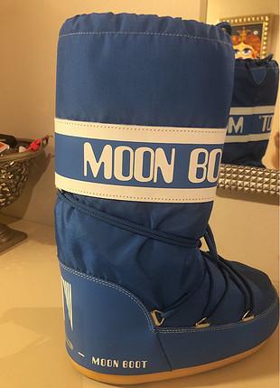 38 Beden mavi Renk Mavi moon boot