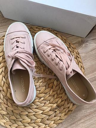 38 Beden gri Renk H&M spor ayakkabı