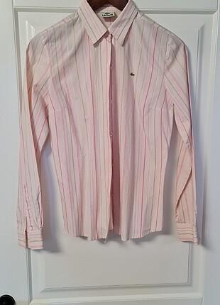 Lacoste orjinal gömlek.