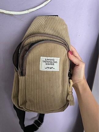 Kadife çanta
