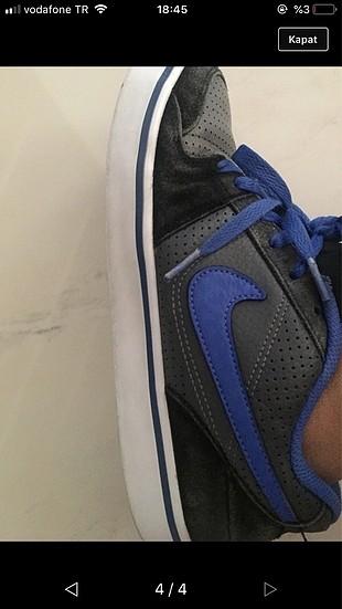 37 Beden siyah Renk Nike spor ayakkabı