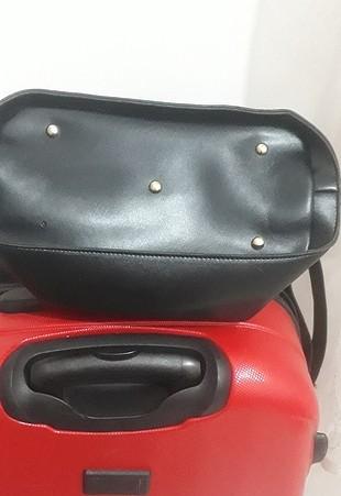 m Beden siyah Renk Askılı çanta