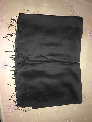 diğer Beden siyah Renk İpekevi Siyah Şal