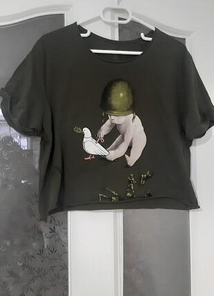 Kaft crop tshirt