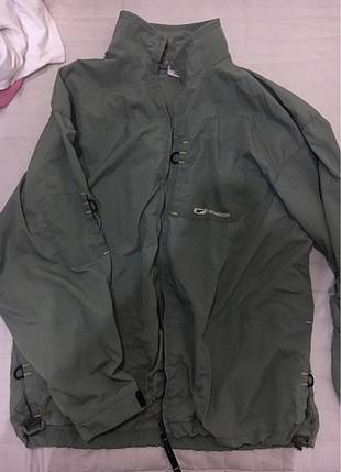 yeşil vintage ceket