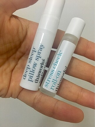 Sephora Thisworks cant sleep kit