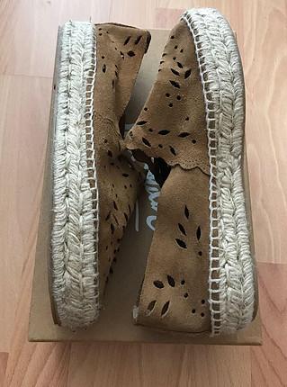 38 Beden Espadril ayakkabı