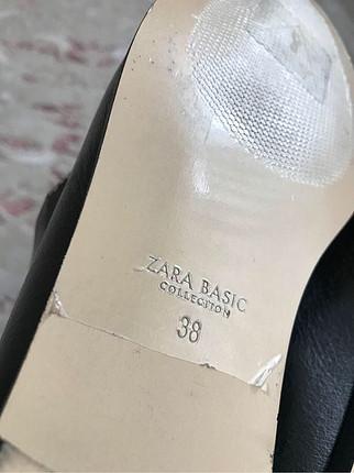 Zara loafer ayakkabı