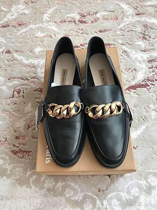 Zara Zara loafer ayakkabı