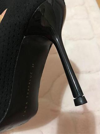 37 Beden siyah Renk Siyah bootie