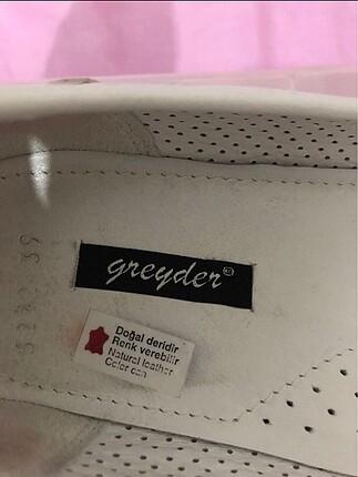Greyder Greyder Kadın Babet