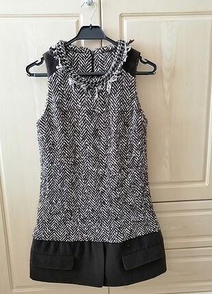 Chanel Yün elbise