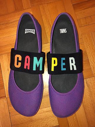 Sadece 1 kere kullanilmis Camper babet
