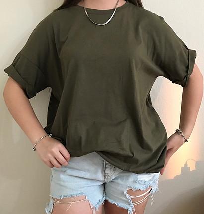 Şık ve havalı bayan tişört #oversize #cool#tişört