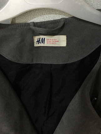 H&M Süet Ceket