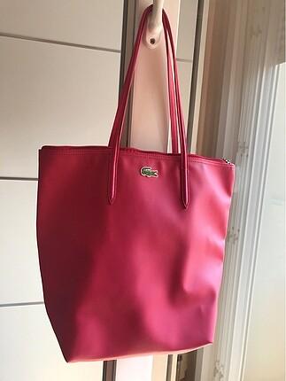 Fuşya orjinal marka çanta