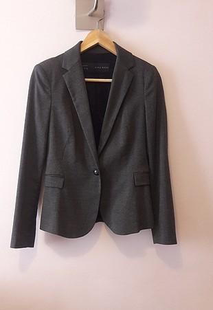 Zara Basic 36 Beden Ceket