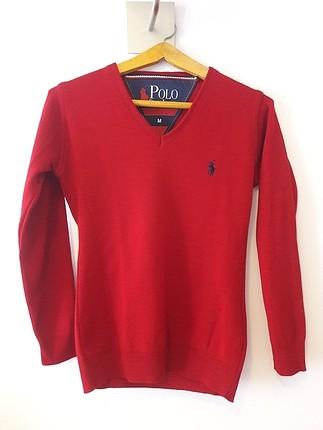 Polo Ralph Lauren V Yaka M beden kazak /sweatshirt