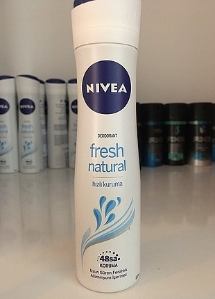 Nivea deodorant Fresh Natural 150 ml