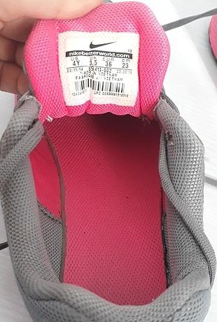 36 Beden Nike spor ayakkabi