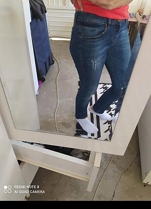 Düşükbel pantolon