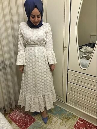 Roa Desing Abaya Elbise