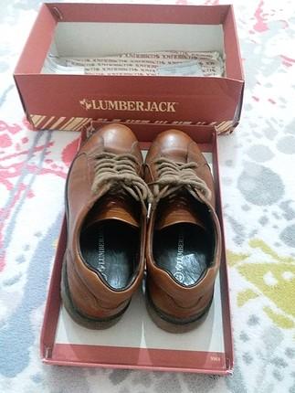 Lumberjack Deri ayakkabı