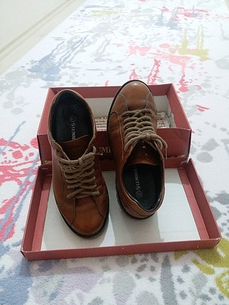 42 Beden Deri ayakkabı