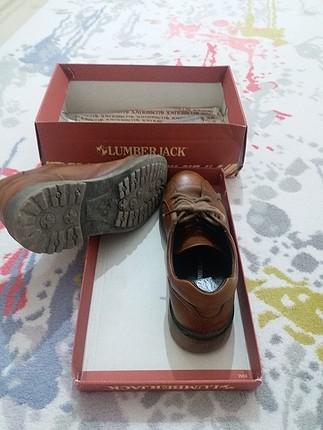 42 Beden taba Renk Deri ayakkabı
