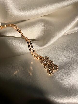 Pandora Altın Kaplama Zirkon Taş Kolye