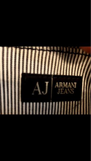 Armani Jeans Canta