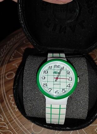 Lacoste Beyaz kol saati
