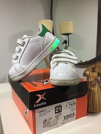 Kinetix bebek ayakkabı