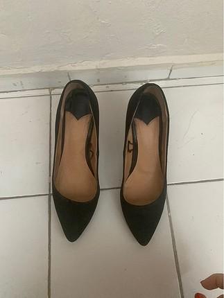 H&M topuklu ayakkabı
