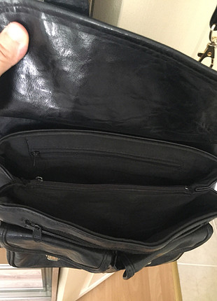 universal Beden siyah Renk Vintage Çapraz Çanta