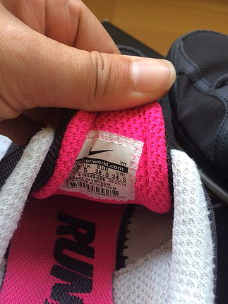 38 Beden Orijinal Nike