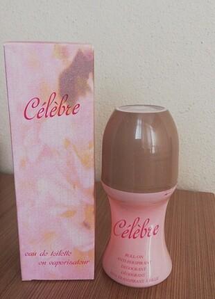 Celebre parfüm ve rolon