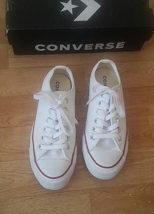 Converse Beyaz Unisex Ayakkabı