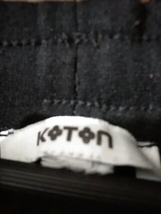 l Beden Koton eşofman altı