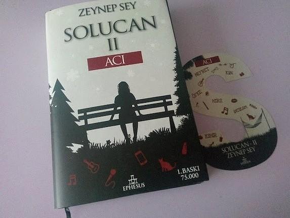 Zeynep Sey Solucan 2 Acı Kitap Ephesus Yayınları