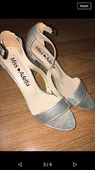Abiye ayakkabı