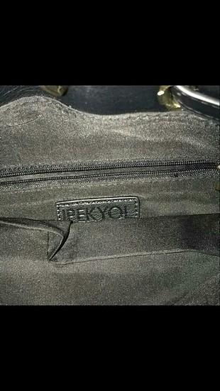 Beden siyah Renk ipekyol çanta