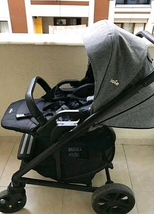 Joie trevel sistem bebek arabası