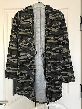 Kalın ceket