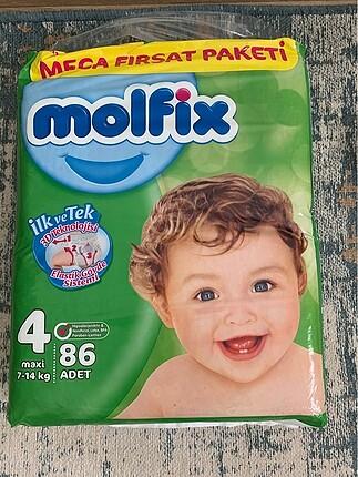 Molfix maxi 4 bebek bezi