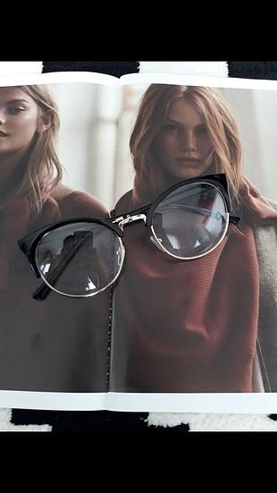 Seffaf gunes gözlüğü