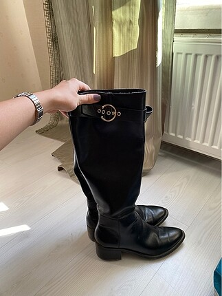 Topuklu çizme