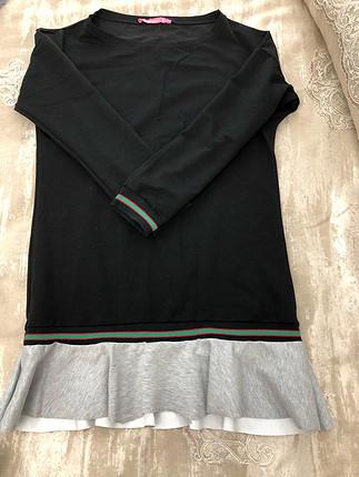 Sweat elbise